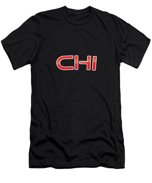 Chi Men's T-Shirt (Athletic Fit)
