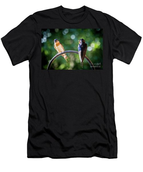 Chirping Men's T-Shirt (Athletic Fit)