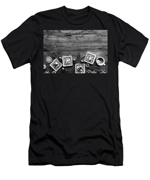 Christmas 5 Men's T-Shirt (Athletic Fit)