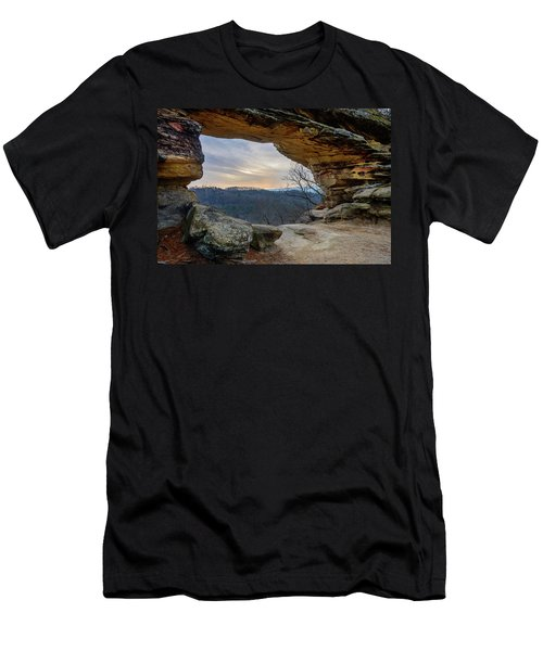 Chronicles Of The Gorge Men's T-Shirt (Athletic Fit)