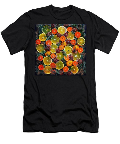 Citrus Time Men's T-Shirt (Athletic Fit)
