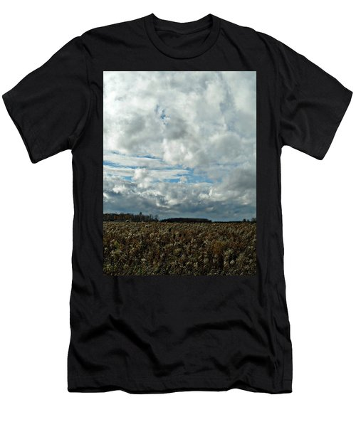 Clear Cloudy Day Men's T-Shirt (Athletic Fit)