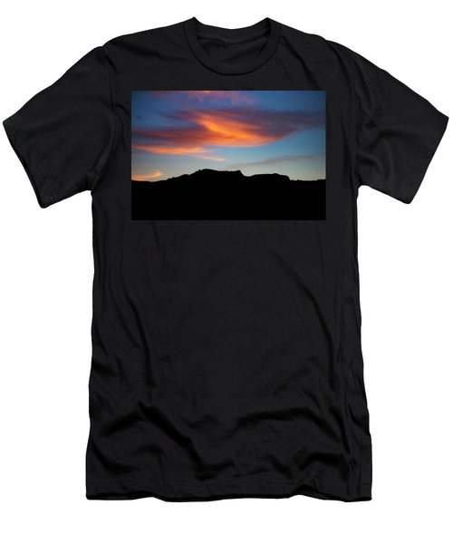 Cloud Over Mt. Boney Men's T-Shirt (Athletic Fit)