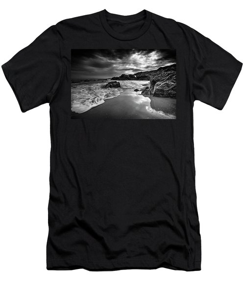 Coastal Light  Men's T-Shirt (Athletic Fit)