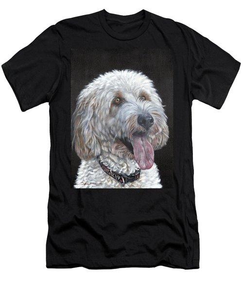 Cockapoo Men's T-Shirt (Athletic Fit)