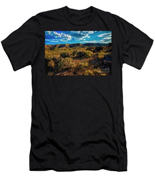Colorado Summer Evening Men's T-Shirt (Athletic Fit)