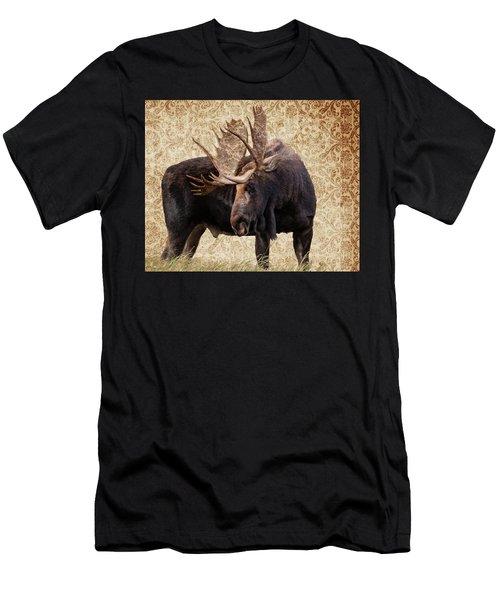 Contemplating Men's T-Shirt (Athletic Fit)