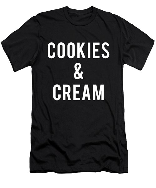 Cookies And Cream Costume Men's T-Shirt (Athletic Fit)