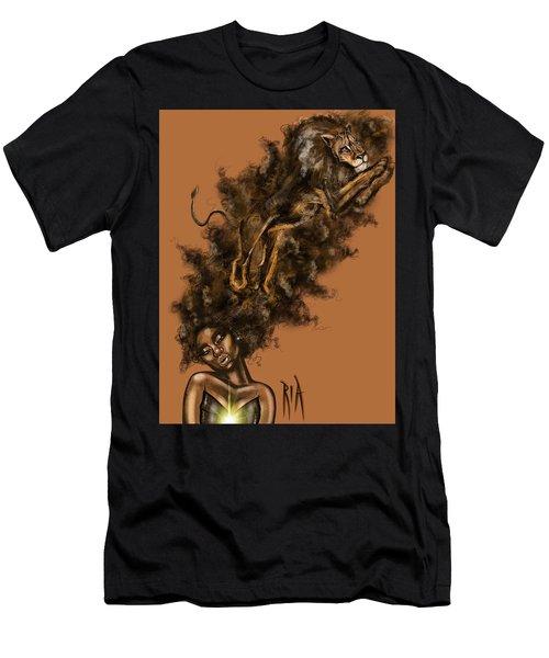 Courageous Me Men's T-Shirt (Athletic Fit)