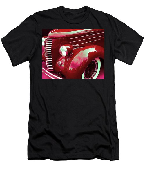 Custom 1936 Ford Nash Grill Men's T-Shirt (Athletic Fit)