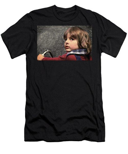Danny Torrance Men's T-Shirt (Athletic Fit)