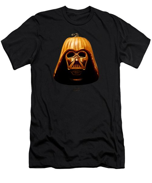 Darth Pumpkin Men's T-Shirt (Athletic Fit)