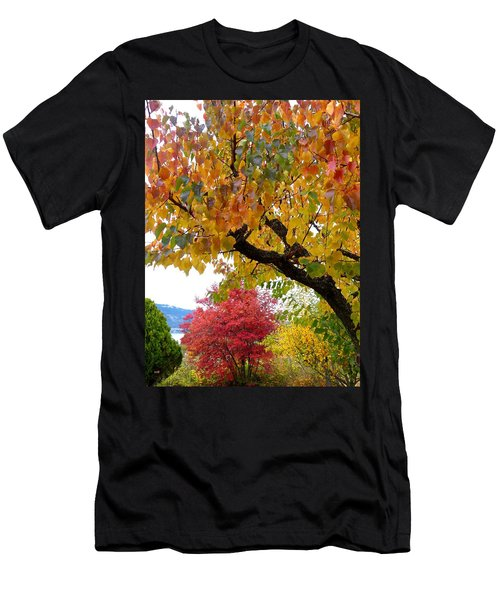 Days Of Autumn 29 Men's T-Shirt (Athletic Fit)