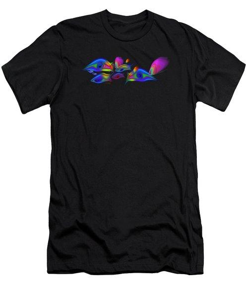 Deep Cool Men's T-Shirt (Athletic Fit)