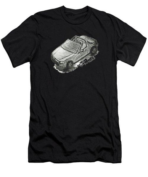 Del Sol Illustration Men's T-Shirt (Athletic Fit)