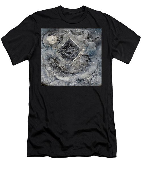 Diamond Apparition  Men's T-Shirt (Athletic Fit)