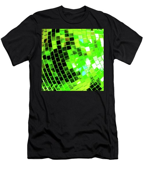 Disco Ball 2 Men's T-Shirt (Athletic Fit)
