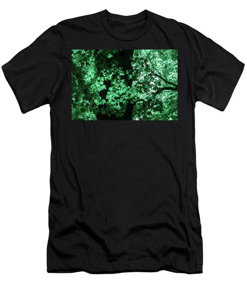 Dreams Of Summer In Paolo Veronese Greens Men's T-Shirt (Athletic Fit)