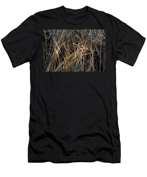 Dried Wild Grass IIi Men's T-Shirt (Athletic Fit)
