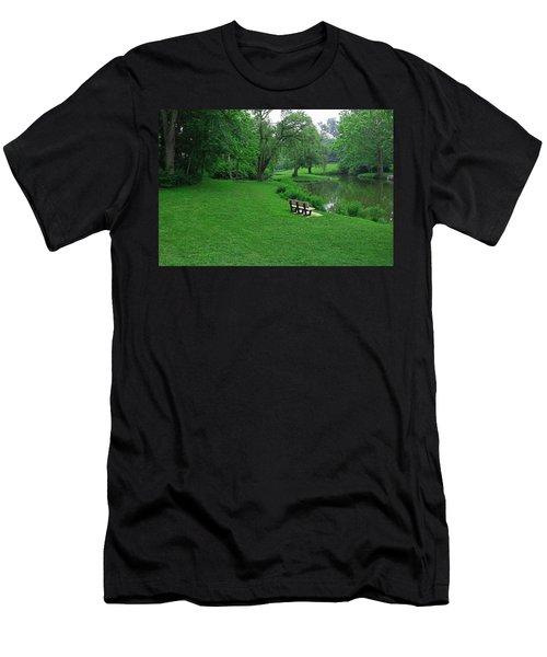 Drowsy Daze Men's T-Shirt (Athletic Fit)