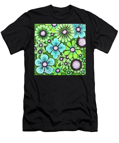 Efflorescent 9 Men's T-Shirt (Athletic Fit)