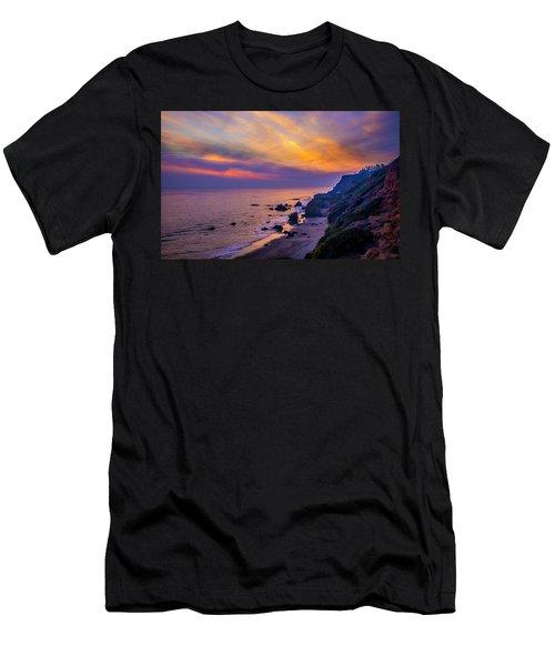 El Matador Sunset Men's T-Shirt (Athletic Fit)