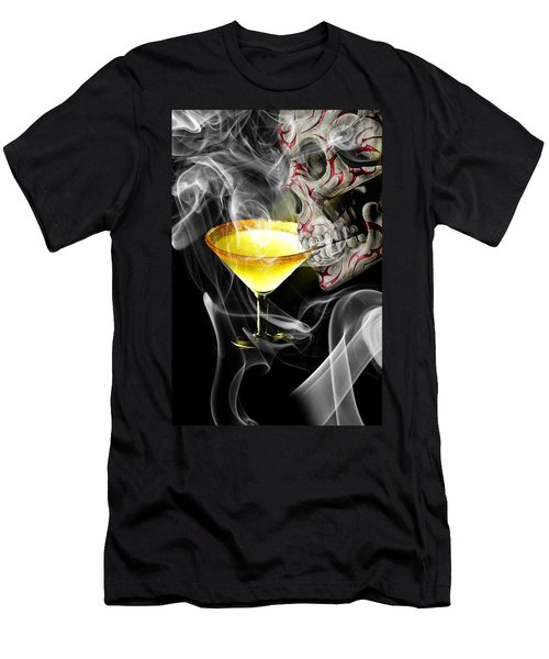 Elderly Immortality Men's T-Shirt (Athletic Fit)