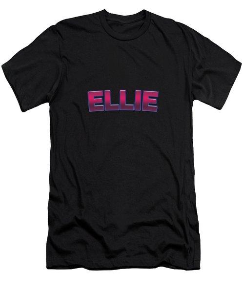 Ellie #ellie Men's T-Shirt (Athletic Fit)