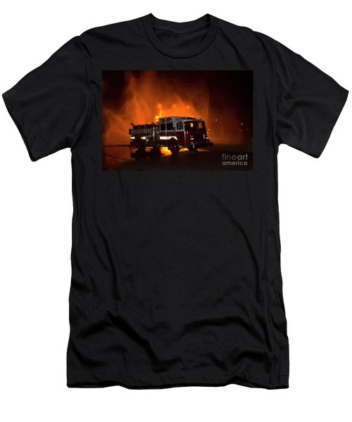 Engine 2 Men's T-Shirt (Athletic Fit)
