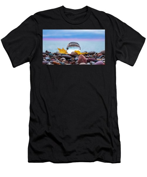 Eye Of The Calm Men's T-Shirt (Athletic Fit)