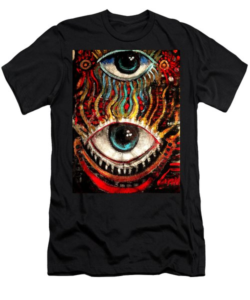 Eyes On You Men's T-Shirt (Athletic Fit)