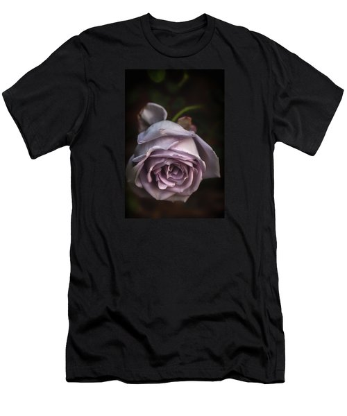 Fading Bloom Men's T-Shirt (Athletic Fit)