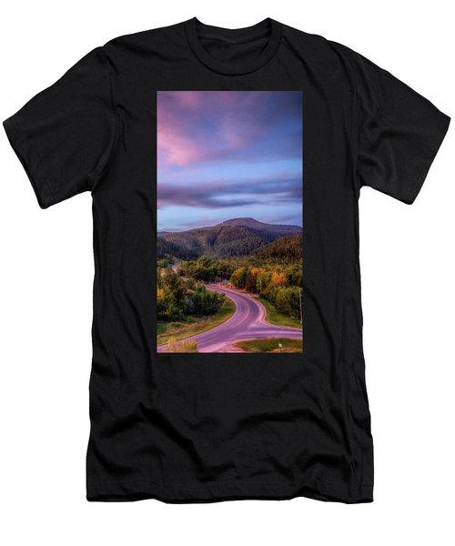 Fairytale Triptych 3 Men's T-Shirt (Athletic Fit)