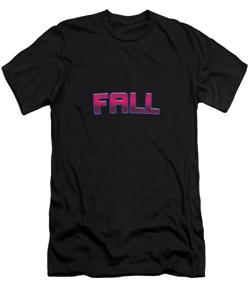 Fall #fall Men's T-Shirt (Athletic Fit)