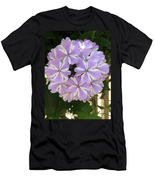Fancy Phlox Men's T-Shirt (Athletic Fit)