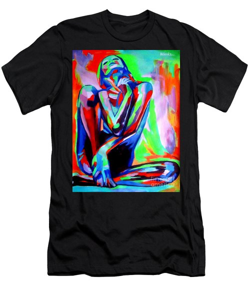 Fervidly Men's T-Shirt (Athletic Fit)