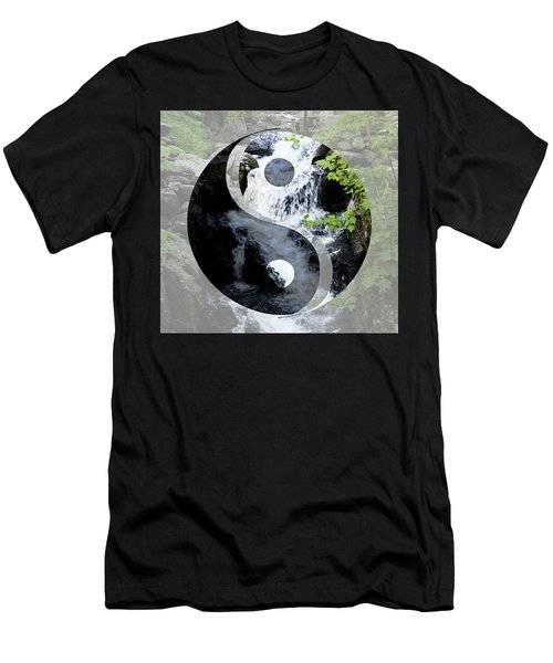 Find Your Balance Men's T-Shirt (Athletic Fit)