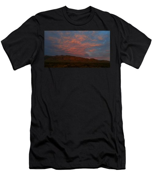 First Light Over Texas 3 Men's T-Shirt (Athletic Fit)