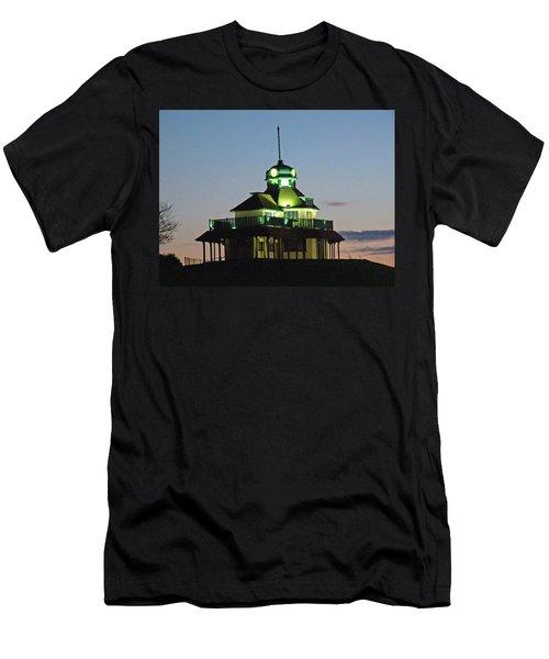Fleetwood. The Mount Pavillion. Men's T-Shirt (Athletic Fit)