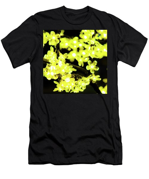 Flower Lights 6 Men's T-Shirt (Athletic Fit)