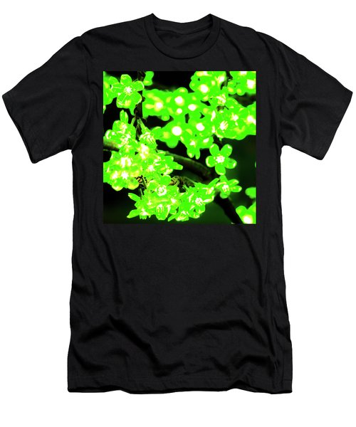 Flower Lights 7 Men's T-Shirt (Athletic Fit)