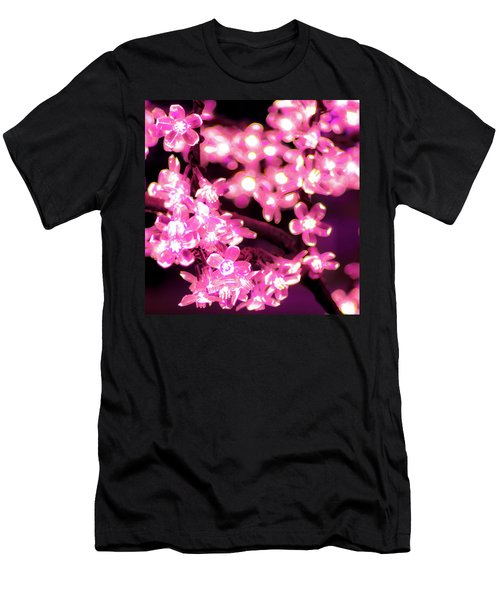 Flower Lights 9 Men's T-Shirt (Athletic Fit)