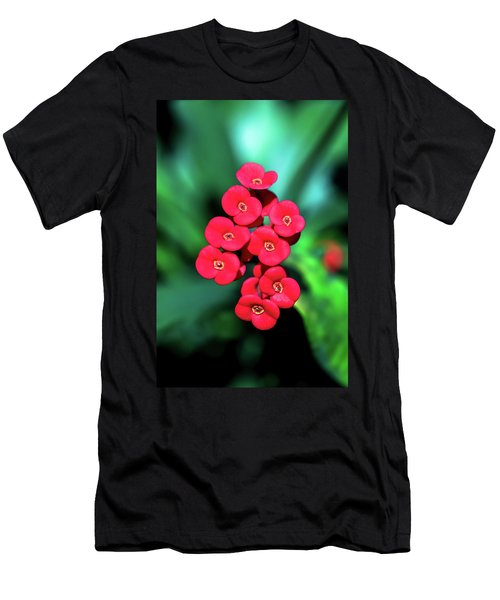 Flower Parade Men's T-Shirt (Athletic Fit)