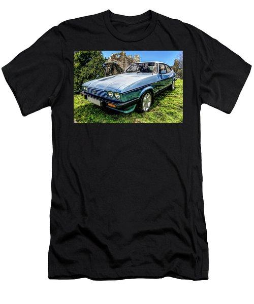 Ford Capri 3.8i Men's T-Shirt (Athletic Fit)