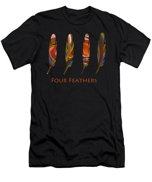 Four Feathers Men's T-Shirt (Athletic Fit)