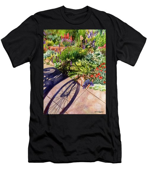 Garden Shadows II Men's T-Shirt (Athletic Fit)