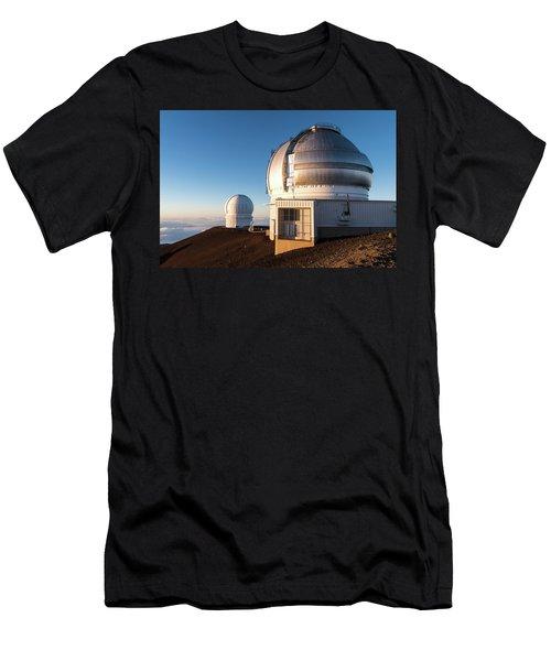 Gemini Observatory Men's T-Shirt (Athletic Fit)