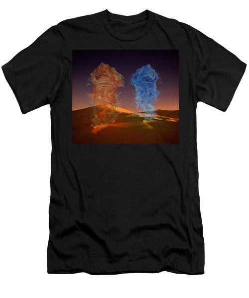 Genies Dance Men's T-Shirt (Athletic Fit)