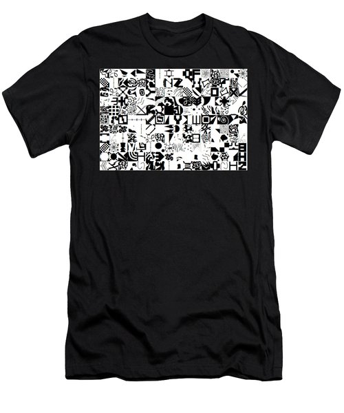 Genius1_25052019 Men's T-Shirt (Athletic Fit)