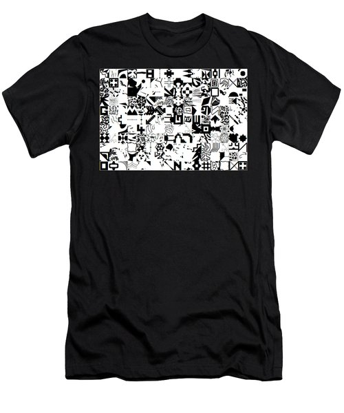Genius2_25052019 Men's T-Shirt (Athletic Fit)